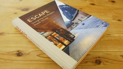 掲載:Escape:Designing the Modern Guest House・ 「ホステルみつわ屋大阪」