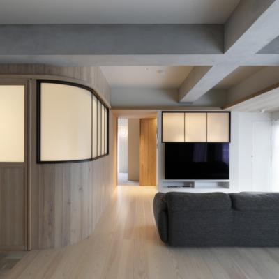 本町のビルリノベーション|大阪の建築設計事務所 SWING